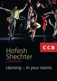 Hofesh Shechter - Centro Cultural de Belém