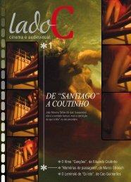 """DE """"SANTIAGO"""" A COUTINHO - Cinemateca Catarinense / ABD.SC"""