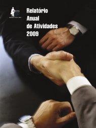 Relatório Anual de Atividades 2009 - ABDL