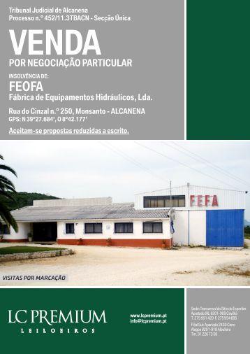 Catálogo Feofa Negociação.cdr - L.C.Premium
