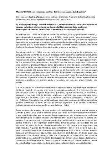 Beatriz Affonso - CRP-RJ