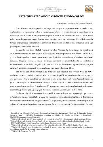 Amanaiara Conceição de Santana Miranda - Fazendo Gênero 10