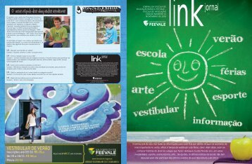 Jornal Link 12 - Novembro 2010 - Feevale