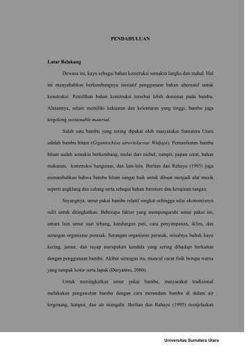 Chapter I.pdf - USU Institutional Repository - Universitas Sumatera ...