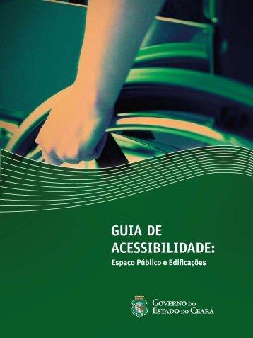 GUIA DE ACESSIBILIDADE: - Mara Gabrilli