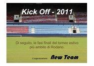 Kick Off - 2011