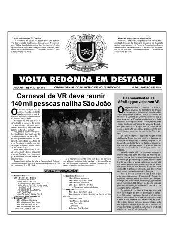 31 - Prefeitura de Volta Redonda