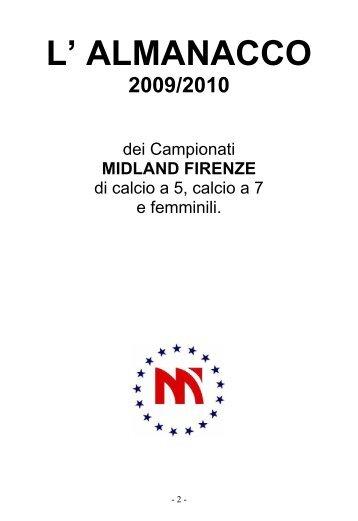 L' ALMANACCO - Midland
