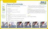 Espuma Concentrada - Amway