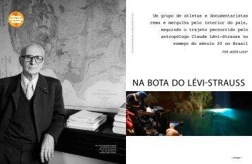 NA BOTA DO LÉVI-sTrAuss - Caio Vilela