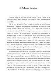 Breves palavras introdutórias - Rotary Club Coimbra