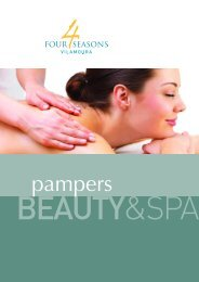 Pampers Brochure - Four Seasons Vilamoura