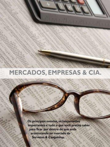 MERCADOS, EMPRESAS & CIA.