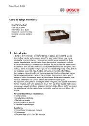 Dormir melhor 1 Introdução - Bosch-do-it.com