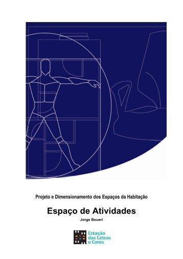Espaço de Atividades - Estação das Letras e Cores Editora