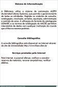 Guia do Usuário (Biblioteca) - ILES/ULBRA Itumbiara - Page 7