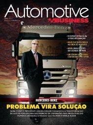 PROBLEMA VIRA SOLUÇãO - Automotive Business
