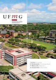 Cursos / Courses • Graduação / Undergraduate • Mestrado ... - UFMG