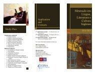Mestrado em Língua, Literatura e Cultura Inglesas - ILCH ...