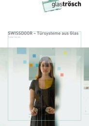 swissdoor - Glas Trösch