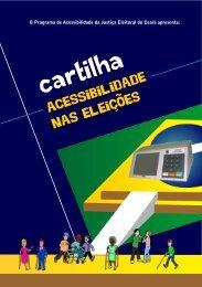 cartilha - Tribunal Regional Eleitoral do Ceará