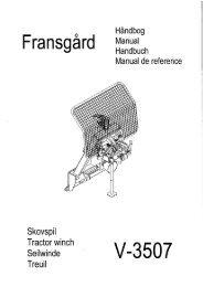 Fransgard Handbuch - JS Woodhouse