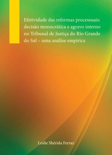 faça o download do arquivo em pdf - Escola da Ajuris