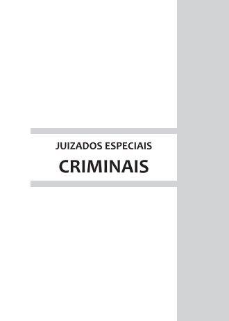 Juizados Especiais Criminais - Emerj