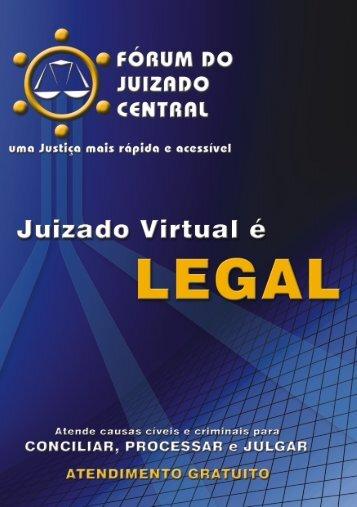 Cartilha - Tribunal de Justiça de Mato Grosso do Sul