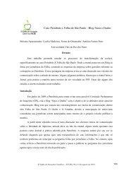 Caso Petrobrás x Folha de São Paulo - Blog Fatos e Dados - pucrs