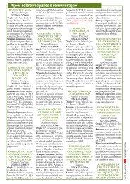 Acoes atualizadas Outubro2010 - Sisejufe