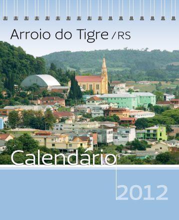 49 anos - Prefeitura Municipal de Arroio do Tigre