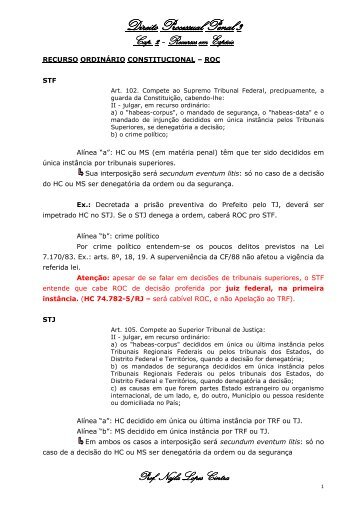 Direito Processual Penal 3