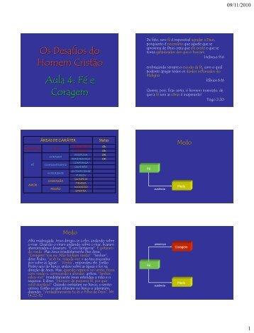 O Carater do Homem Cristao-aula04_slides.pdf - IBCU