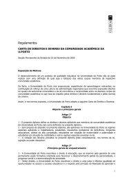 Carta de direitos e deveres da UP - Guia do Estudante ...