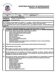 003 - LOCAÇÃO DE IMÓVEIS - Prefeitura Municipal de Limeira