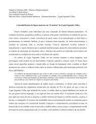 """Simpósio Temático """"Práticas e Representações"""" - Fazendo Gênero 10"""
