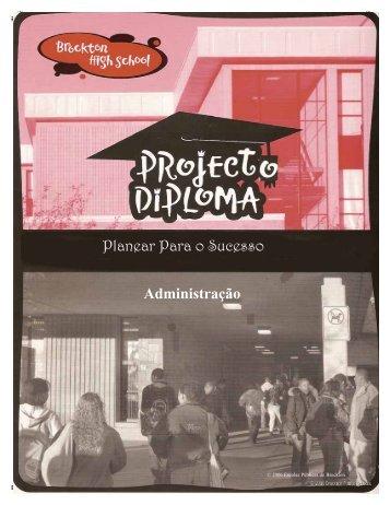 Planear Para o Sucesso Administração - Brockton Public Schools