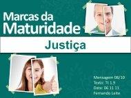 Justiça diante de Deus - (www.ibcu.org.br).