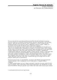 Eugênia Thereza de Andrade* - Centro de Referência em Educação ...