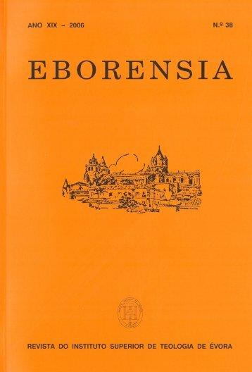EBORENSIA - Repositório Aberto da Universidade do Porto