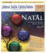 Classificados - Jornal Saúde UltraFarma