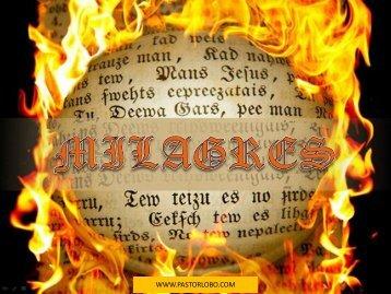 Milagres 18 - vencendo inimigos da promessa