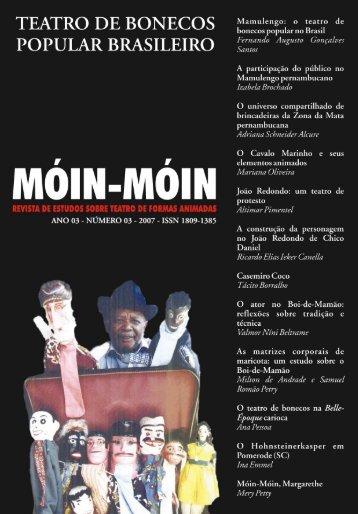 Revista Móin-Móin - CEART - Udesc