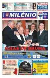 "Restaurante ""Ilhas de Bruma"" - Post Milenio"