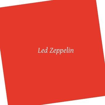 Led Zeppelin - Editora Aleph