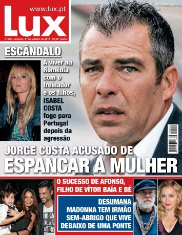 Capa LUX 600.indd - Lux - Iol