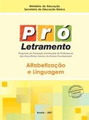 Alfabetização, Letramento - Inep