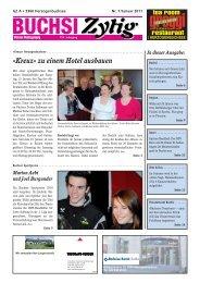 Nr. 1/Januar 2011 - Herzogenbuchsee