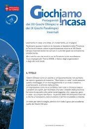 scarica la scheda in formato pdf 10 Mb - Provincia di Torino